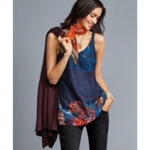 Cabi the Artist tank cami floral 3434 XL
